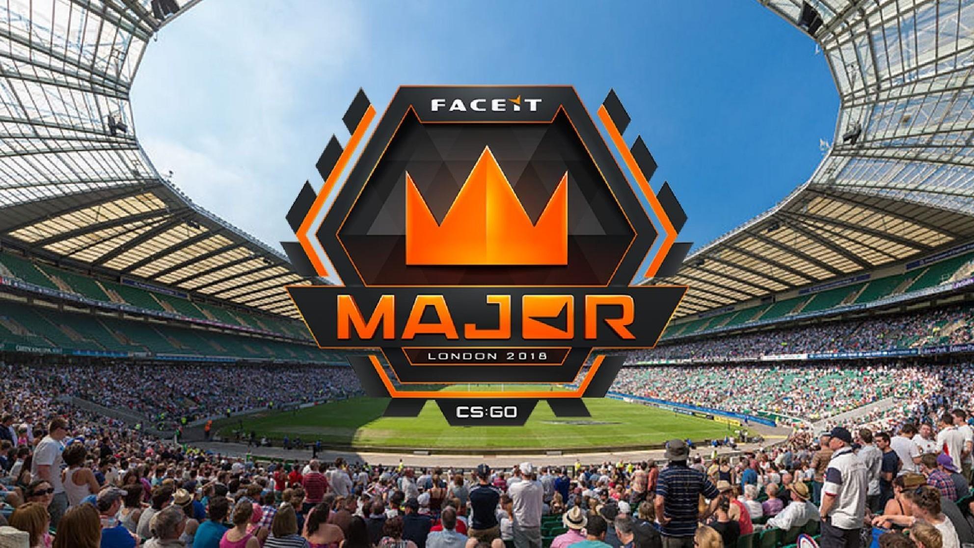 CS:GO Major - The New Legends stage part 1