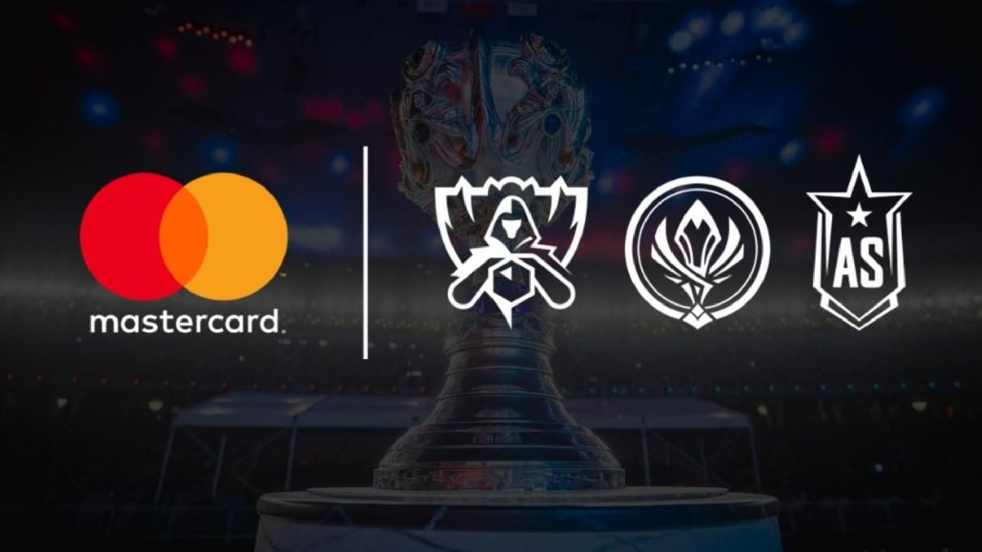 Mastercard signs with League of Legends as a first global partner