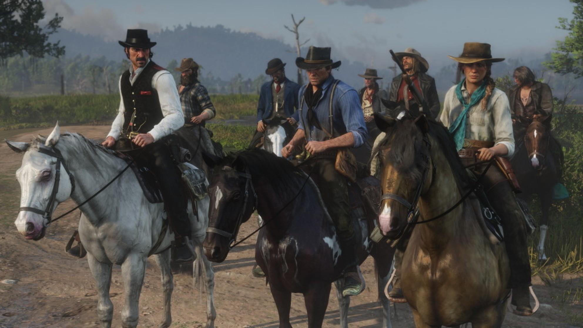 Red Dead Redemption will get an online mode