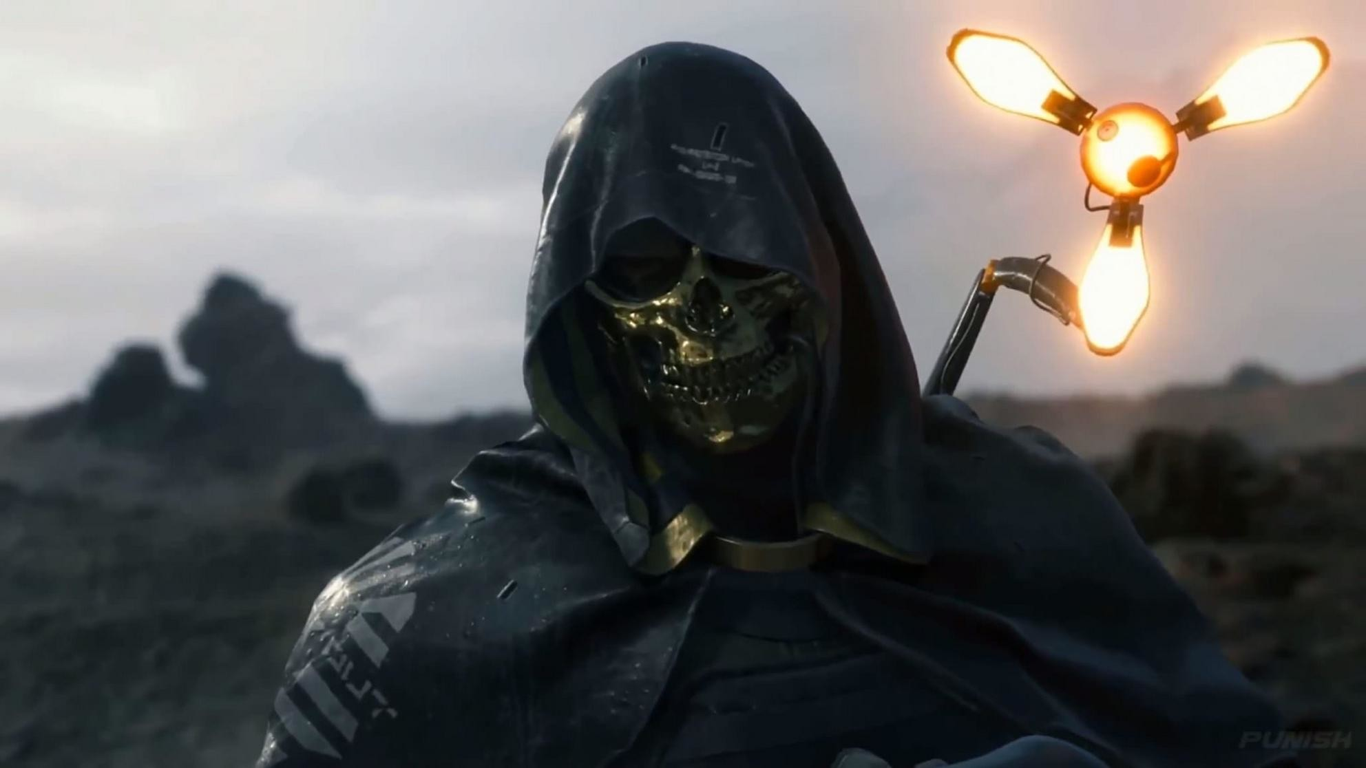 New Death Stranding Trailer is out