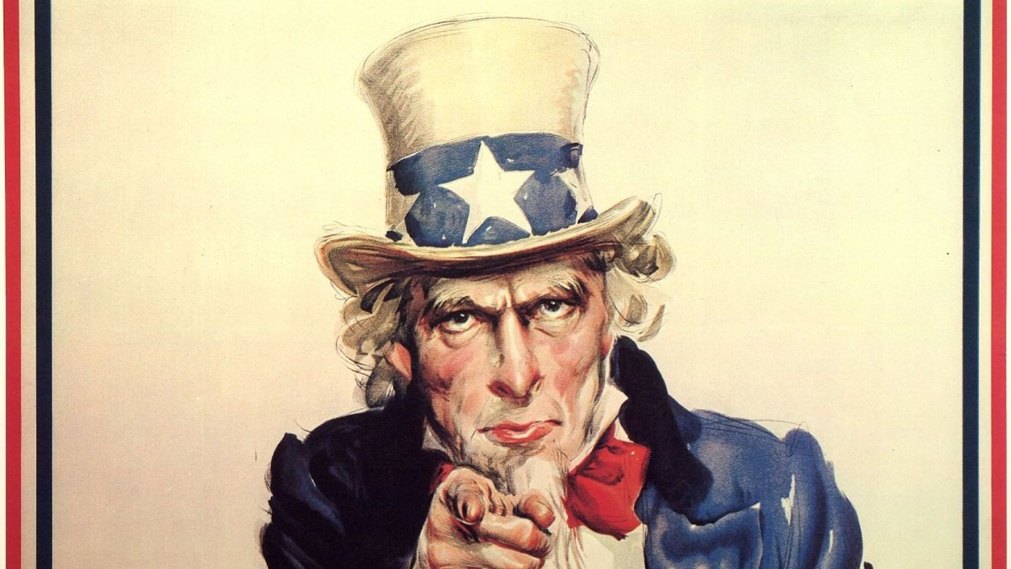 The American Army Needs You!