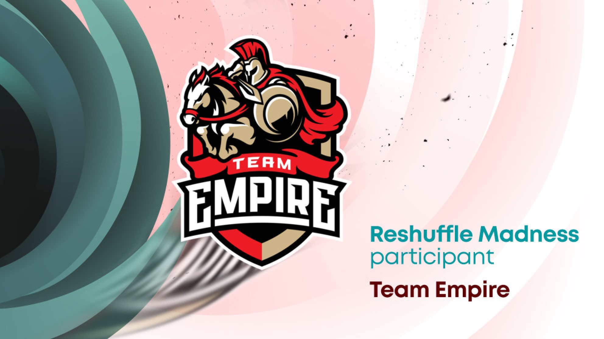 Team Empire, welcome to WePlay! Dota 2 Reshuffle Madness