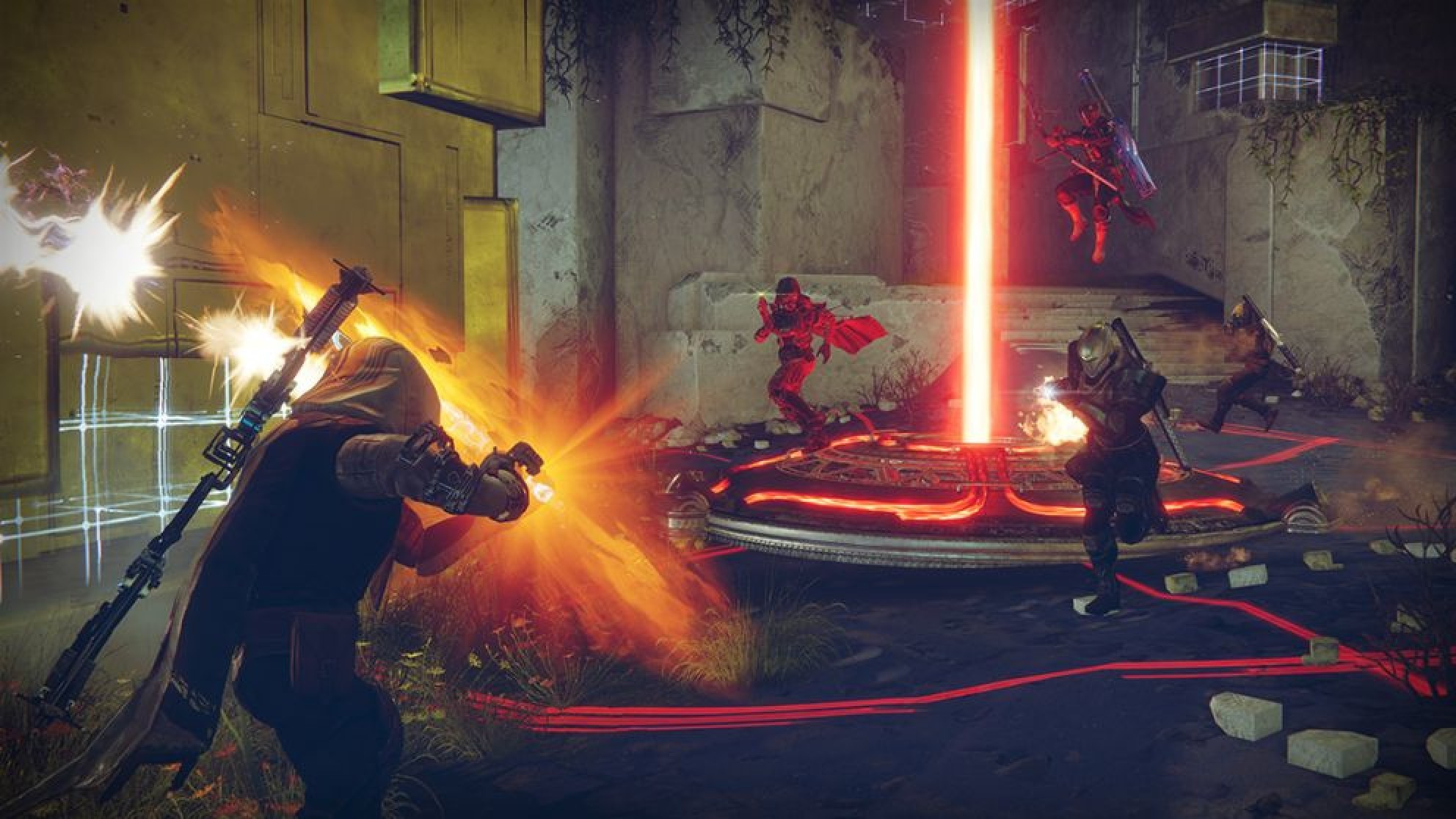 New PvP maps added to Destiny 2