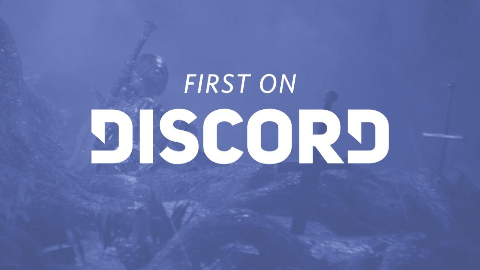 Seven games arrive as a part of the First on Discord initiative