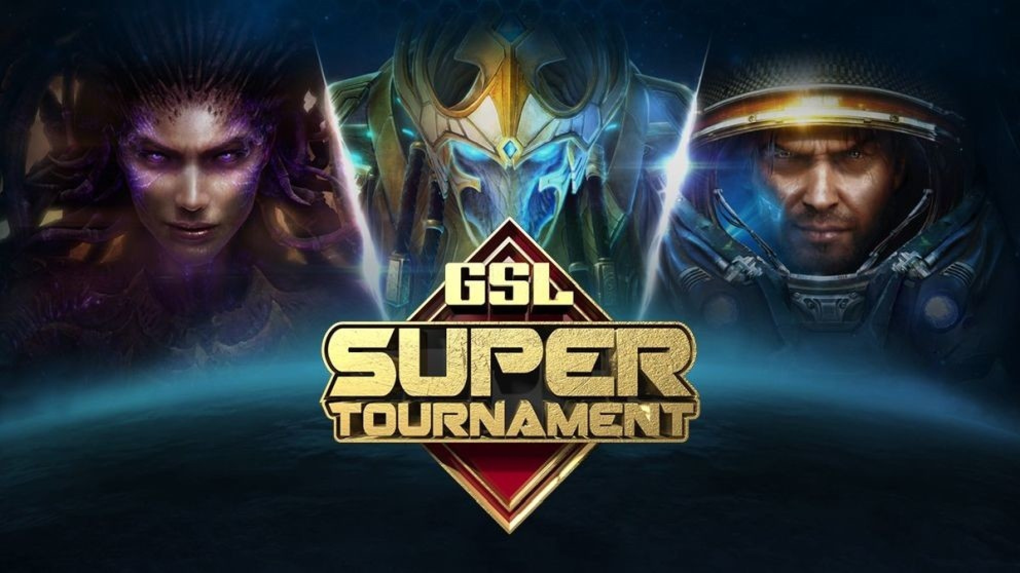 Massive Upsets on Day Two of GSL Super Tournament