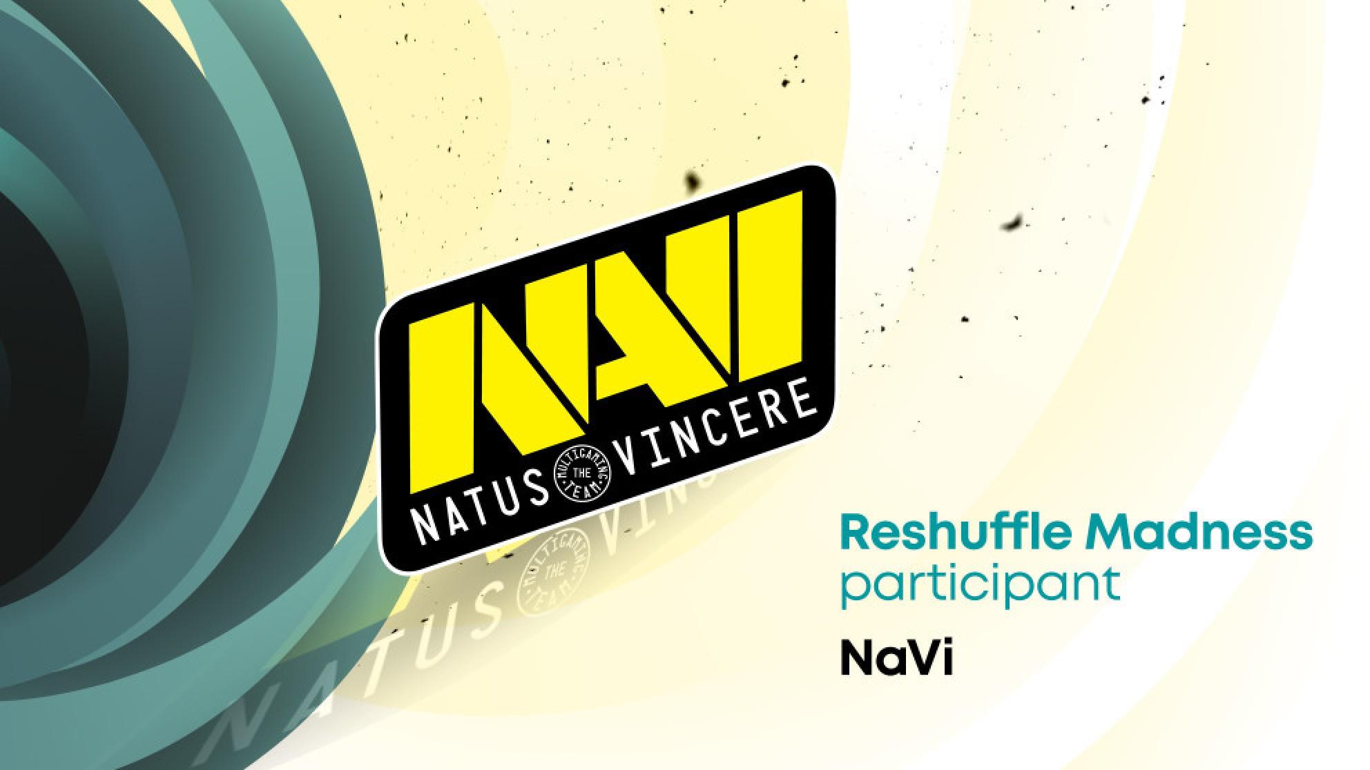 Natus Vincere enter WePlay! Dota 2 Reshuffle Madness