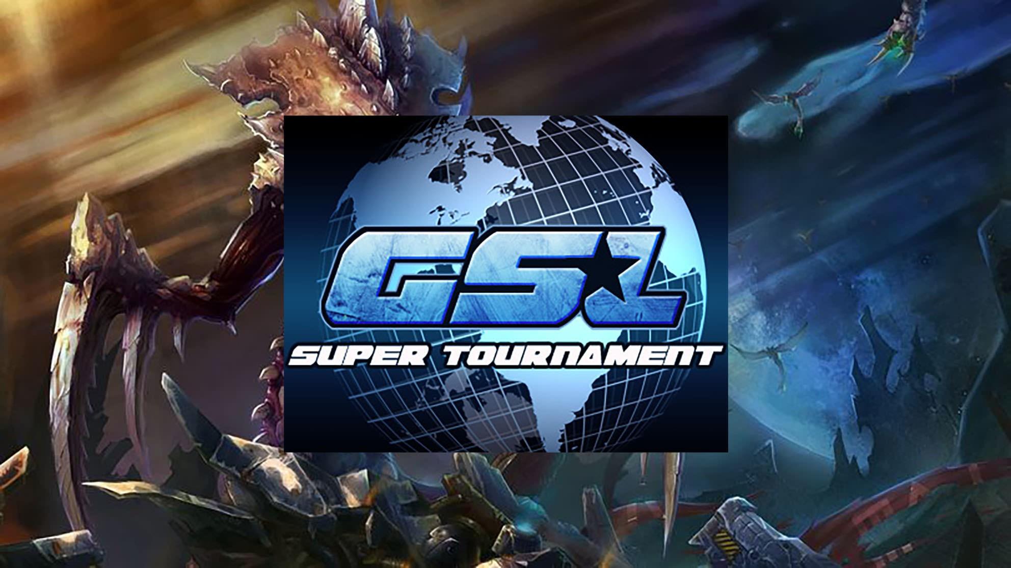 AfreecaTV GSL Super Tournament 2 results