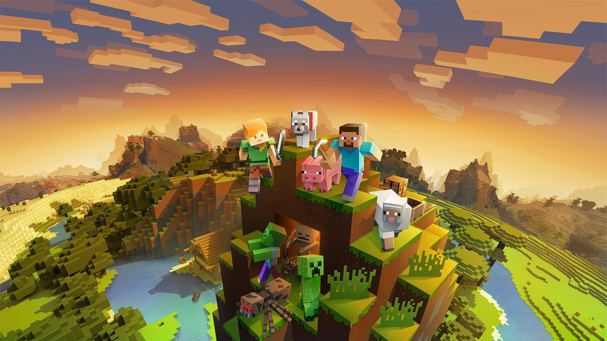 Minecraft gets Pandas, but it's not even the main news from Mojang