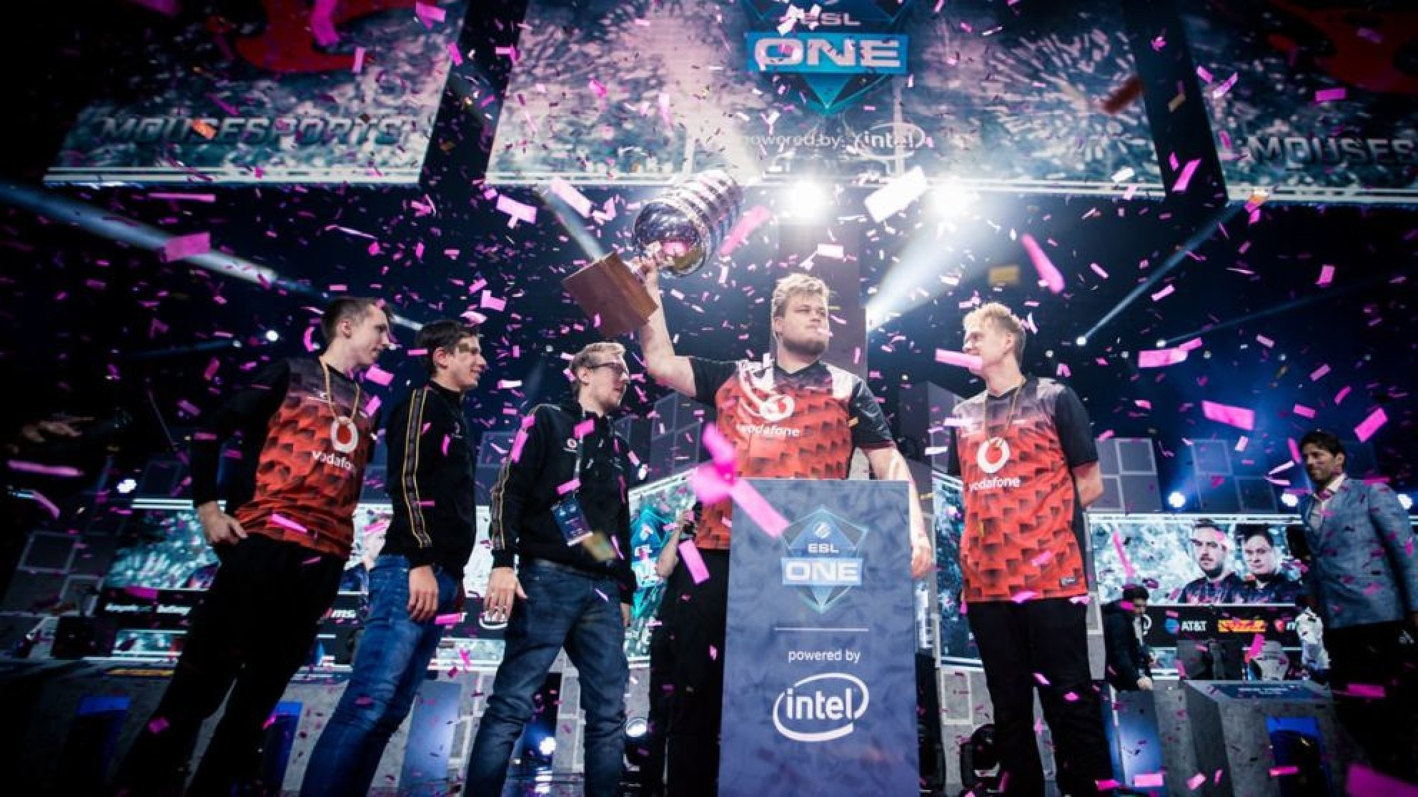 Mousesports won ESL One New York