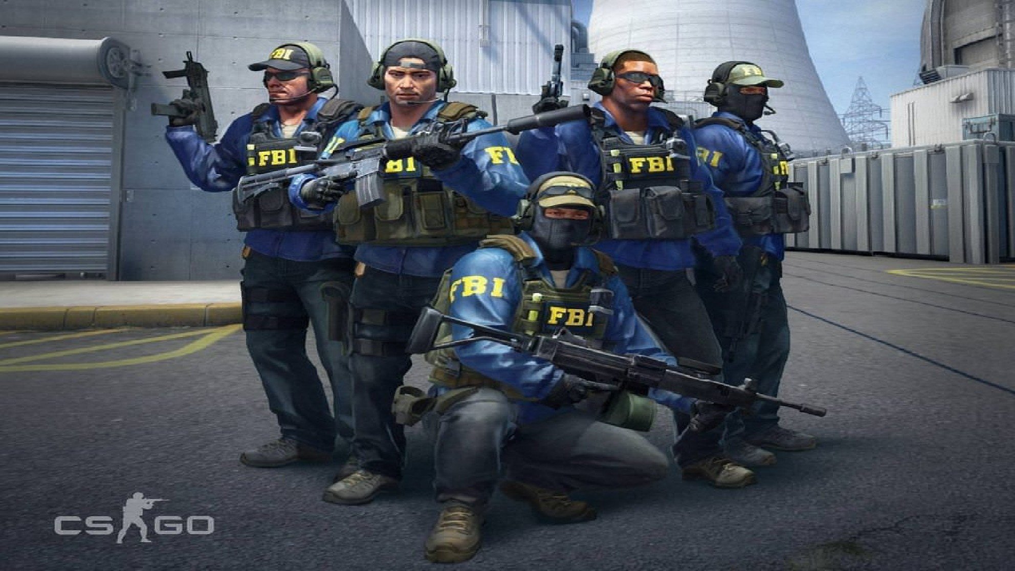 CS:GO update brings new FBI models on Nuke and a MP5 in active mode