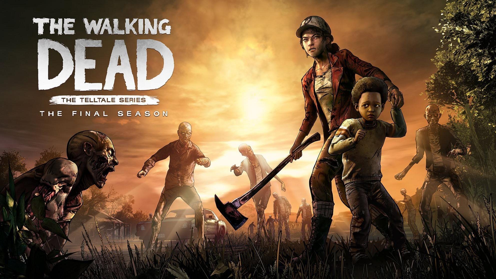 The Walking Dead: The Final Season is coming!