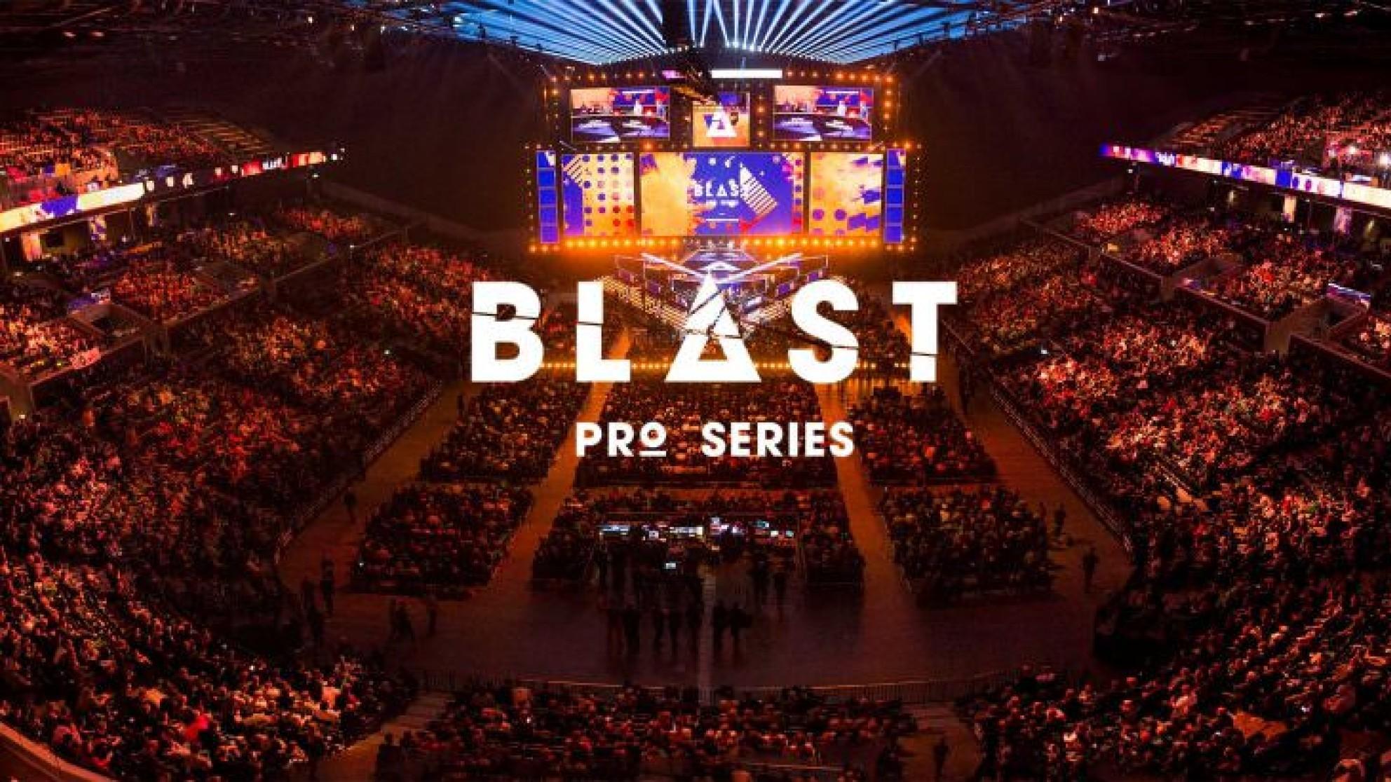 NaVi finalize Blast Pro Series team list