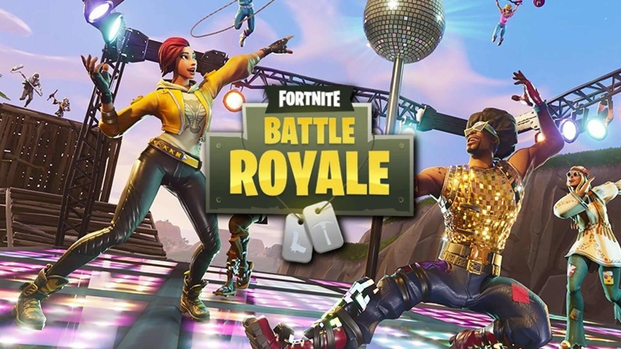 New Fortnite LTE: dominate with your dance moves