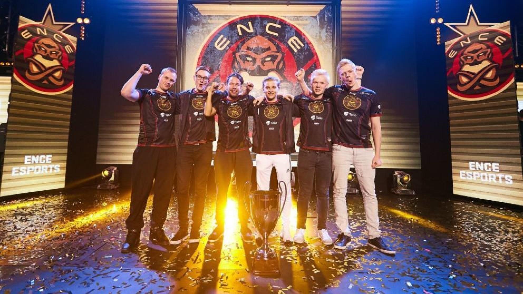 ENCE triumph at StarSeries i-League Season 6