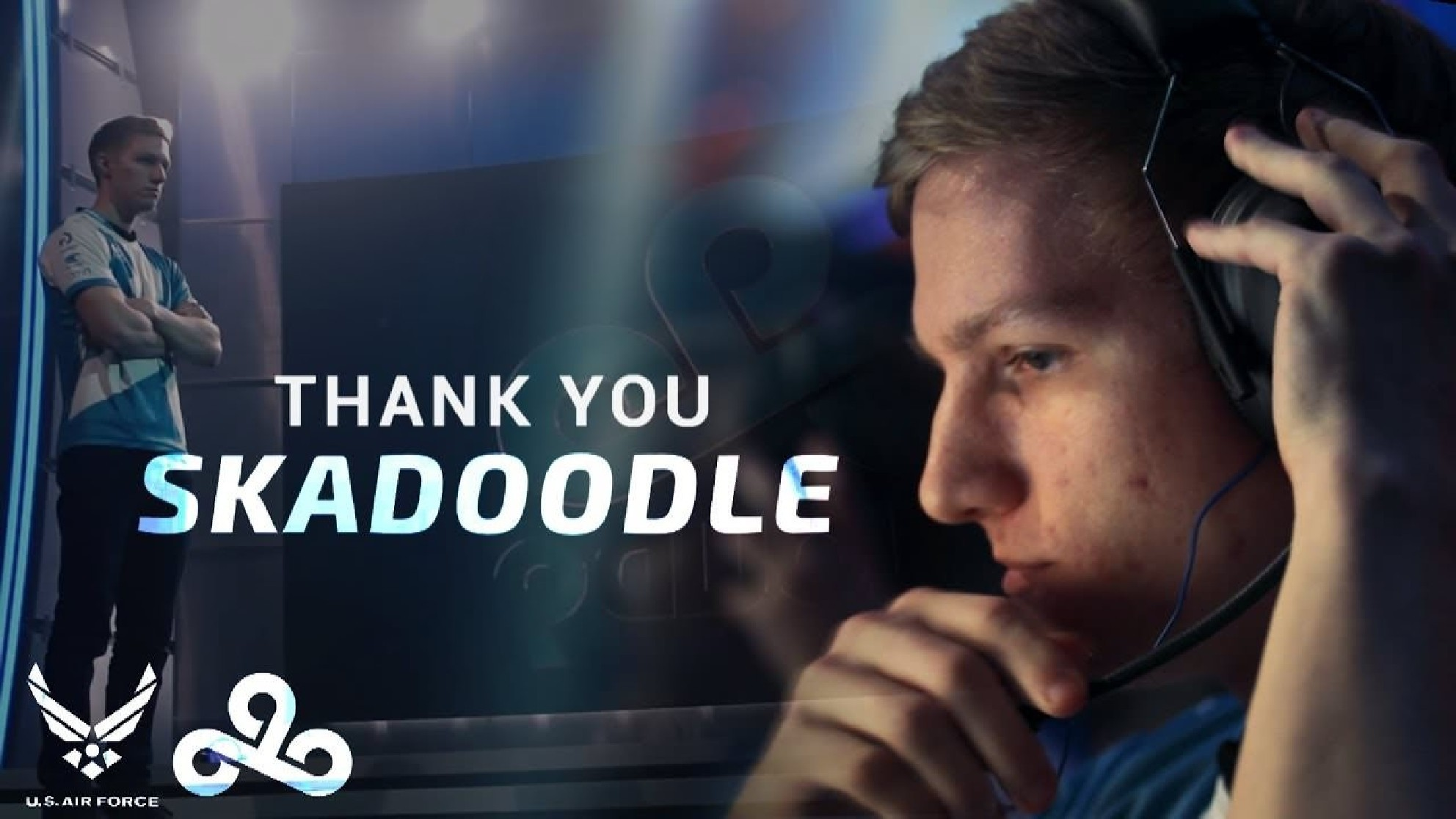 Skadoodle taking a break from the competitive scene