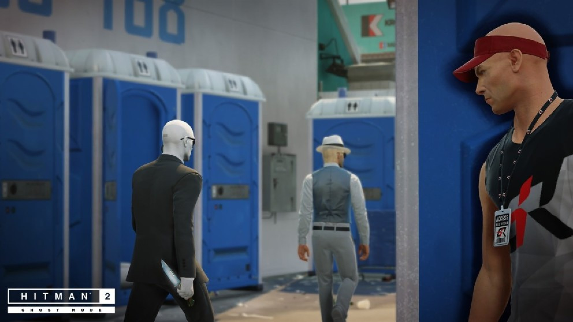 Hitman 2 Competitive mode announced
