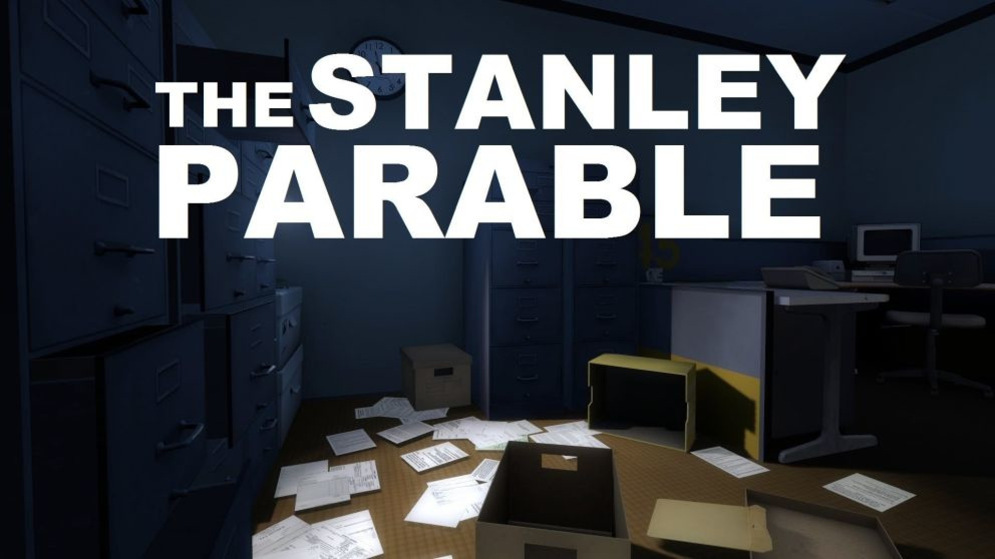 """Stanley Parable finally lets you get the """"don't play for five years"""" achievement"""