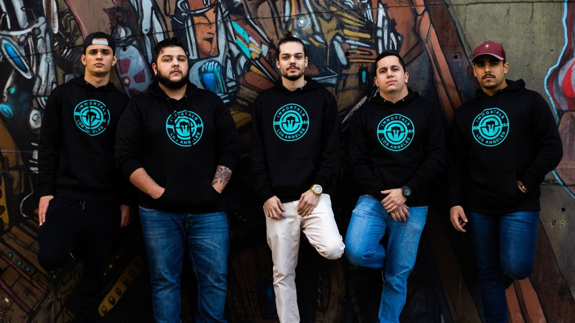 Immortals enter deal with Nitto Tire