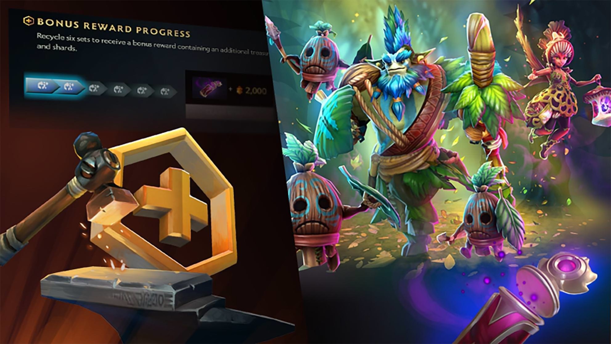 Dota 2 gets a Treasure and a quality of life patch
