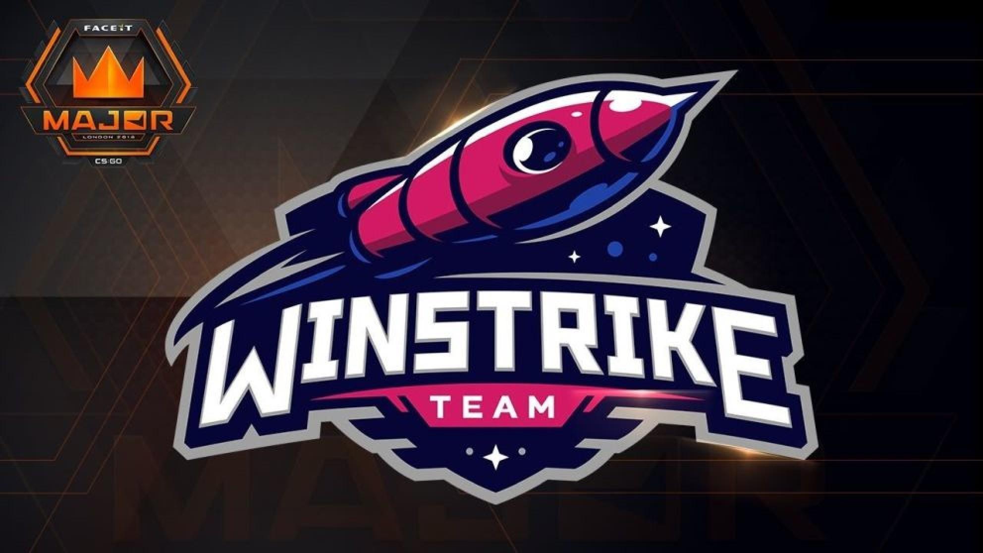 Winstrike rebuild their CS:GO roster