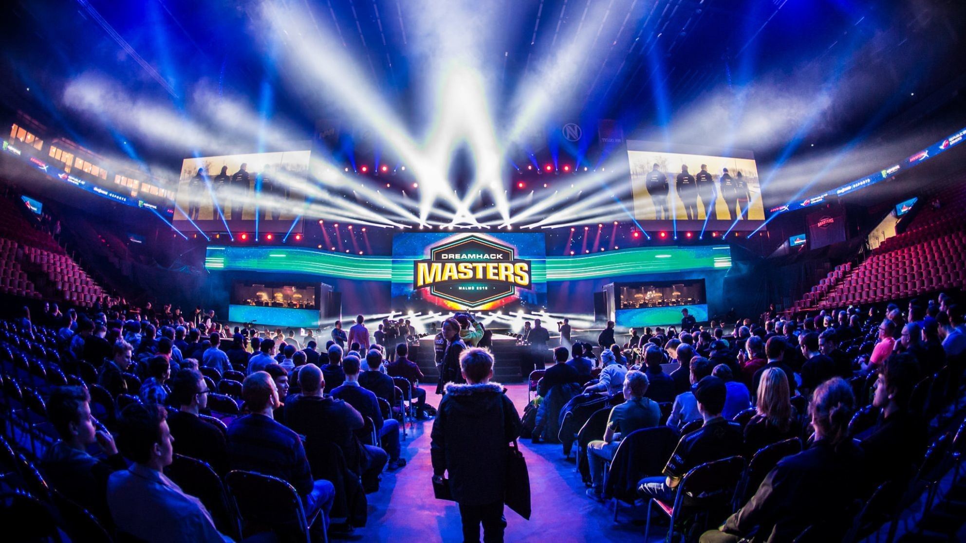 DreamHack will host another tournament in Dallas