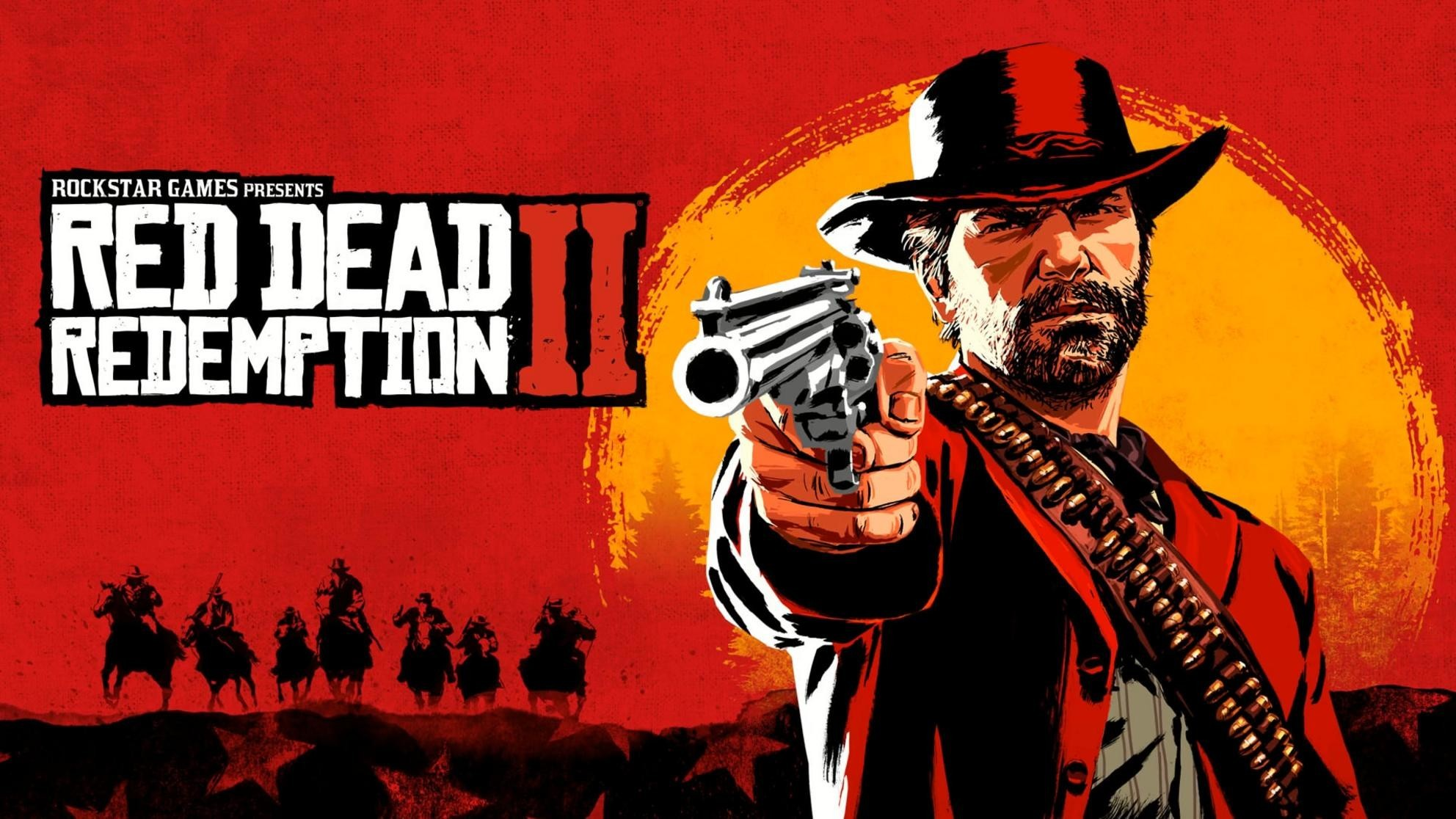 Red Dead Redemption 2's Launch Trailer is out.