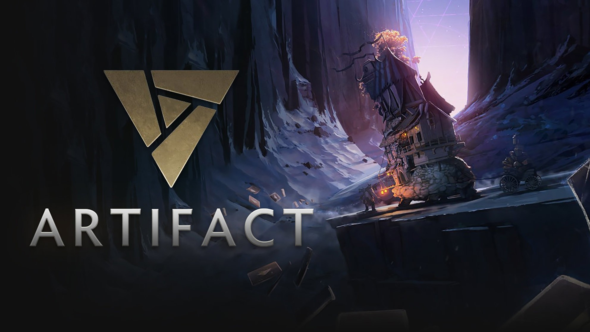 Unobvious differences between Dota 2 and Artifact