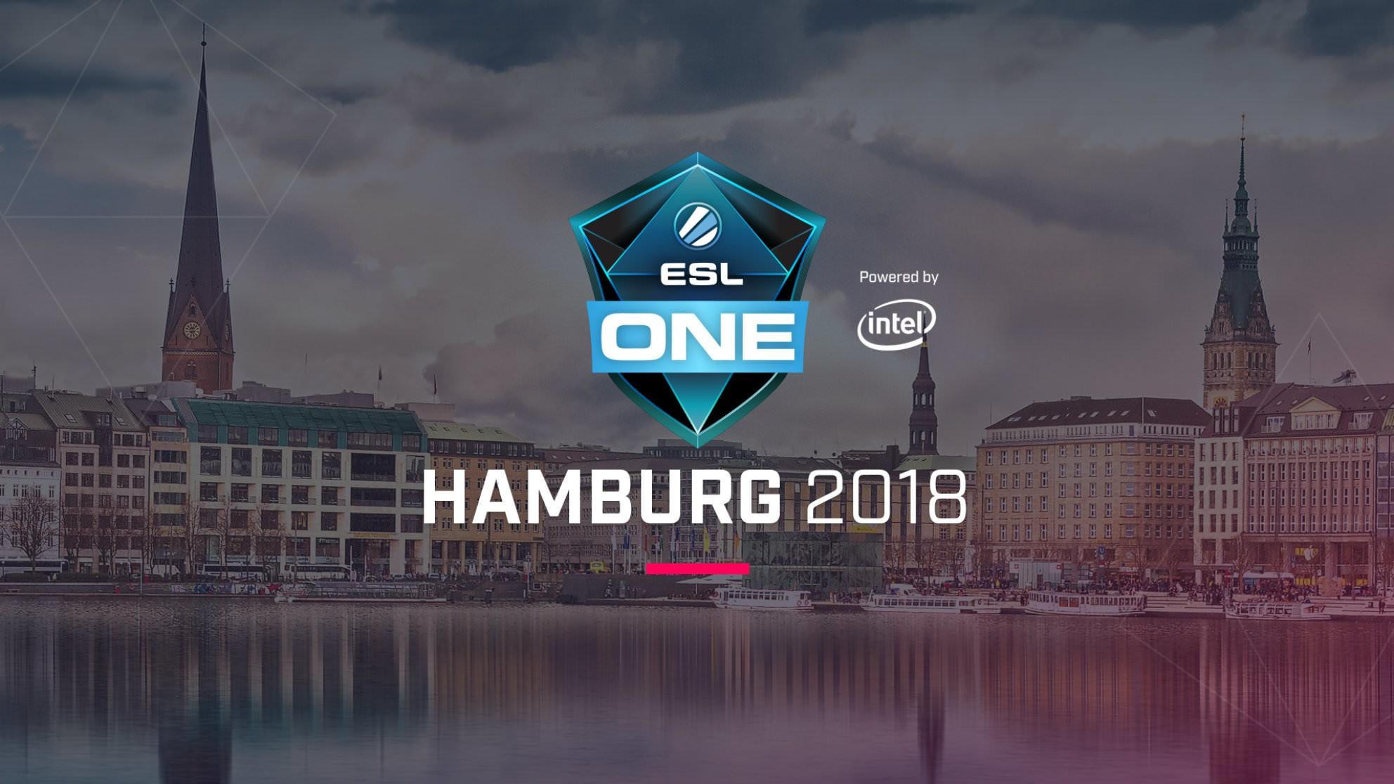ESL One Hamburg 2018: Day 1 Recap