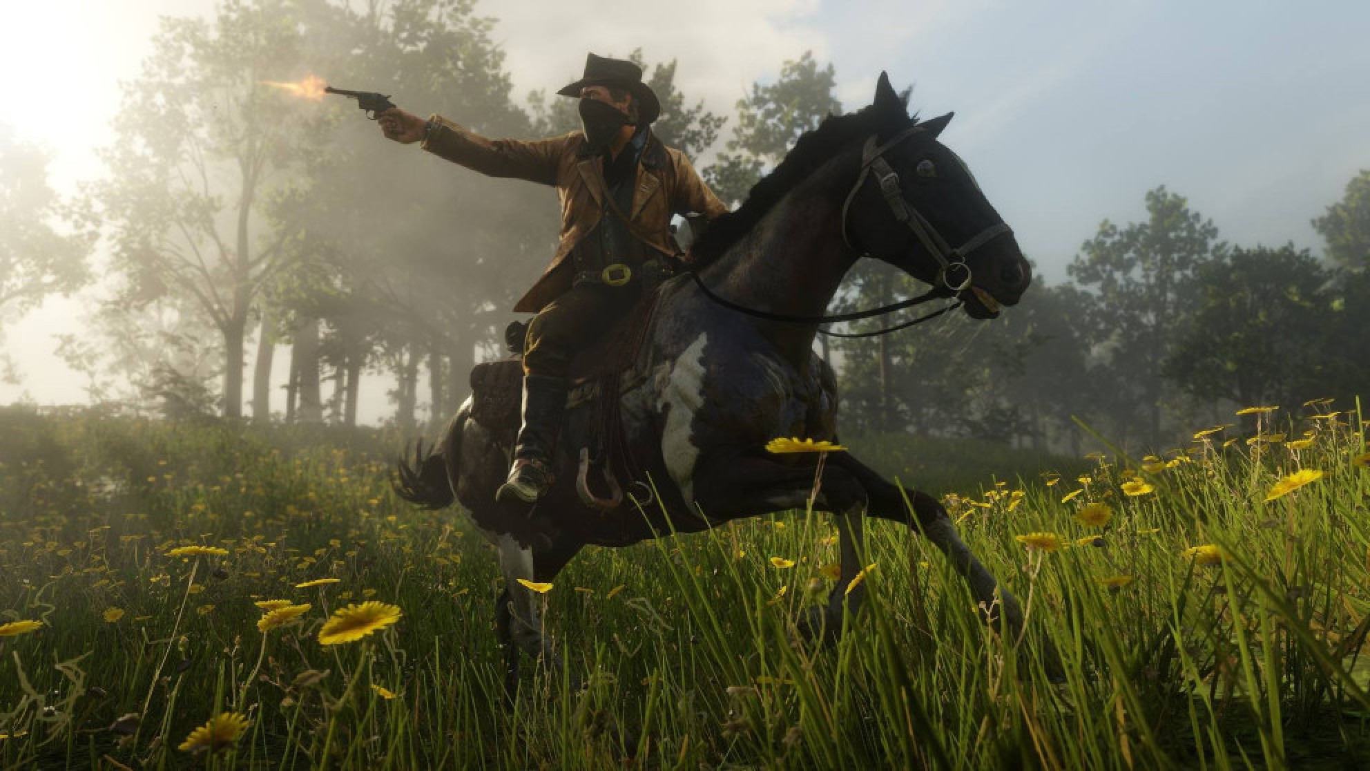 Red Dead Redemption 2 Guide: The Horses