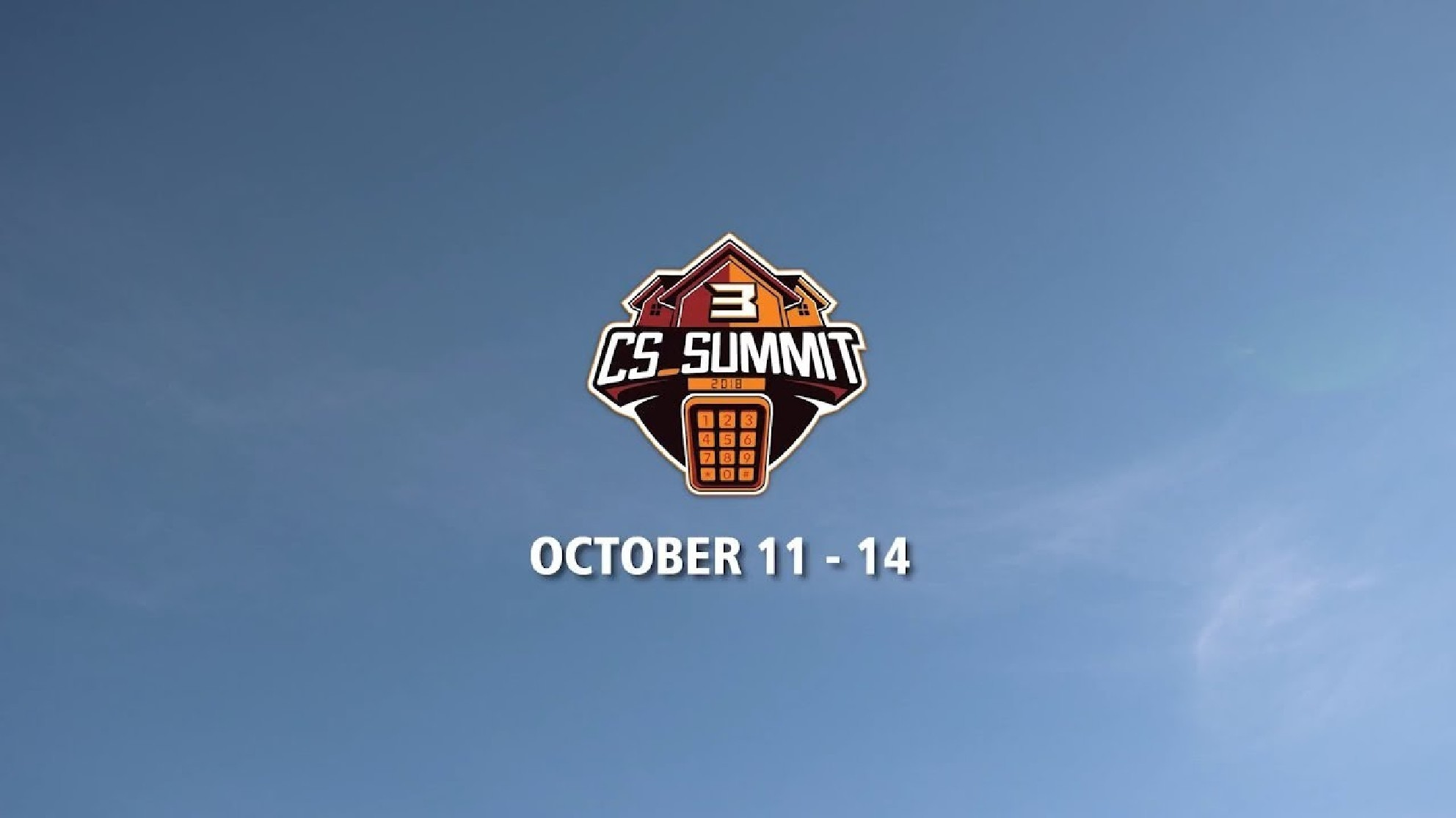 Cs_summit 3 has announced schedule and bracket