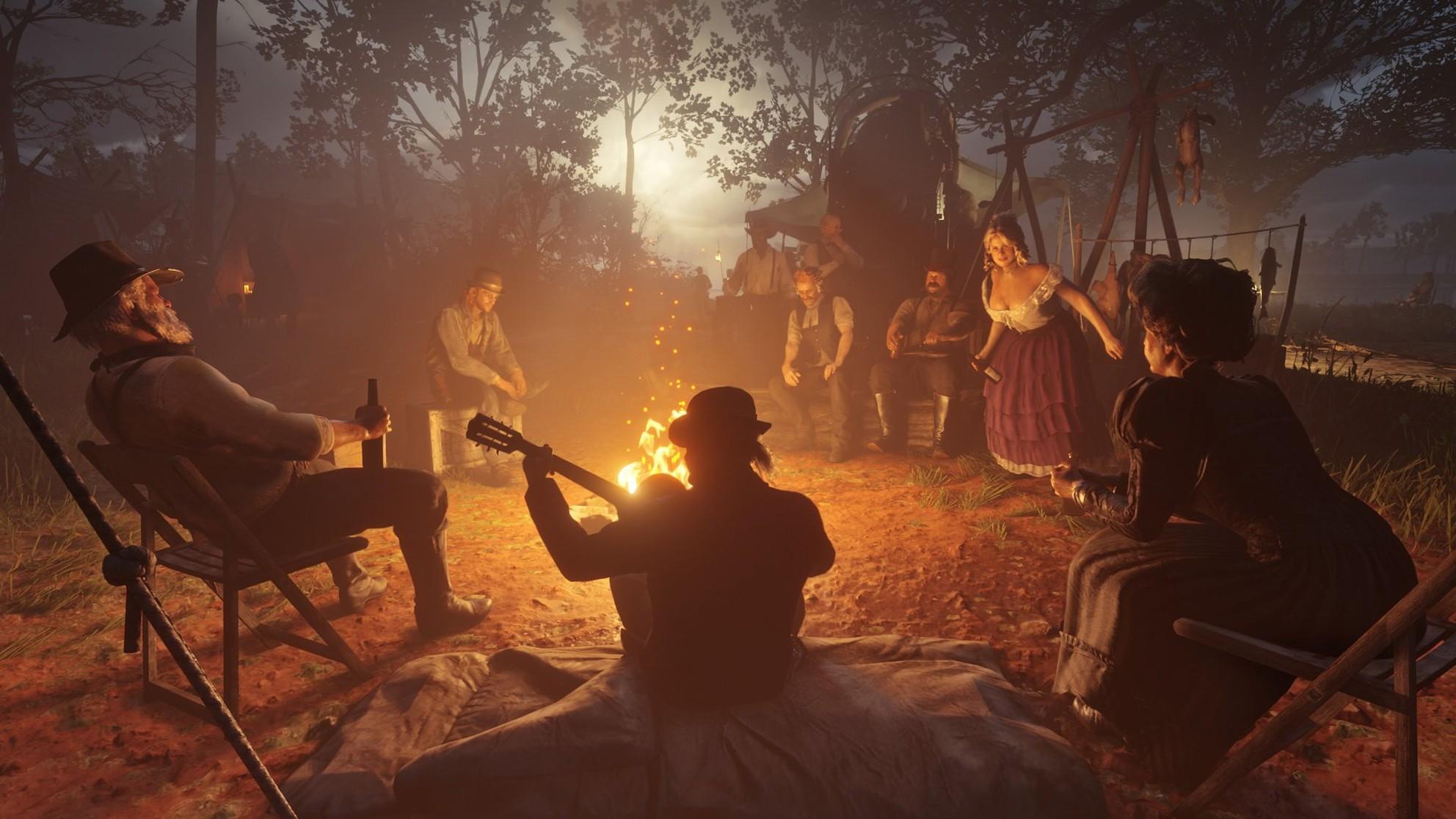 Companion app confirms PC port of Red Dead Redemption 2