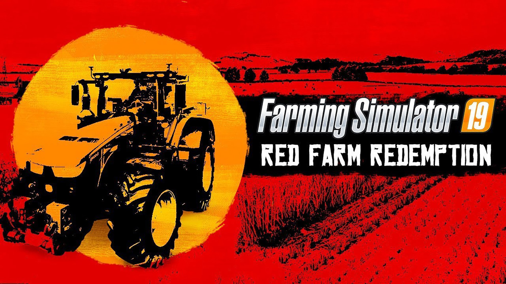 Farming Simulator 19 devs used Red Dead Redemption 2 theme in a clip