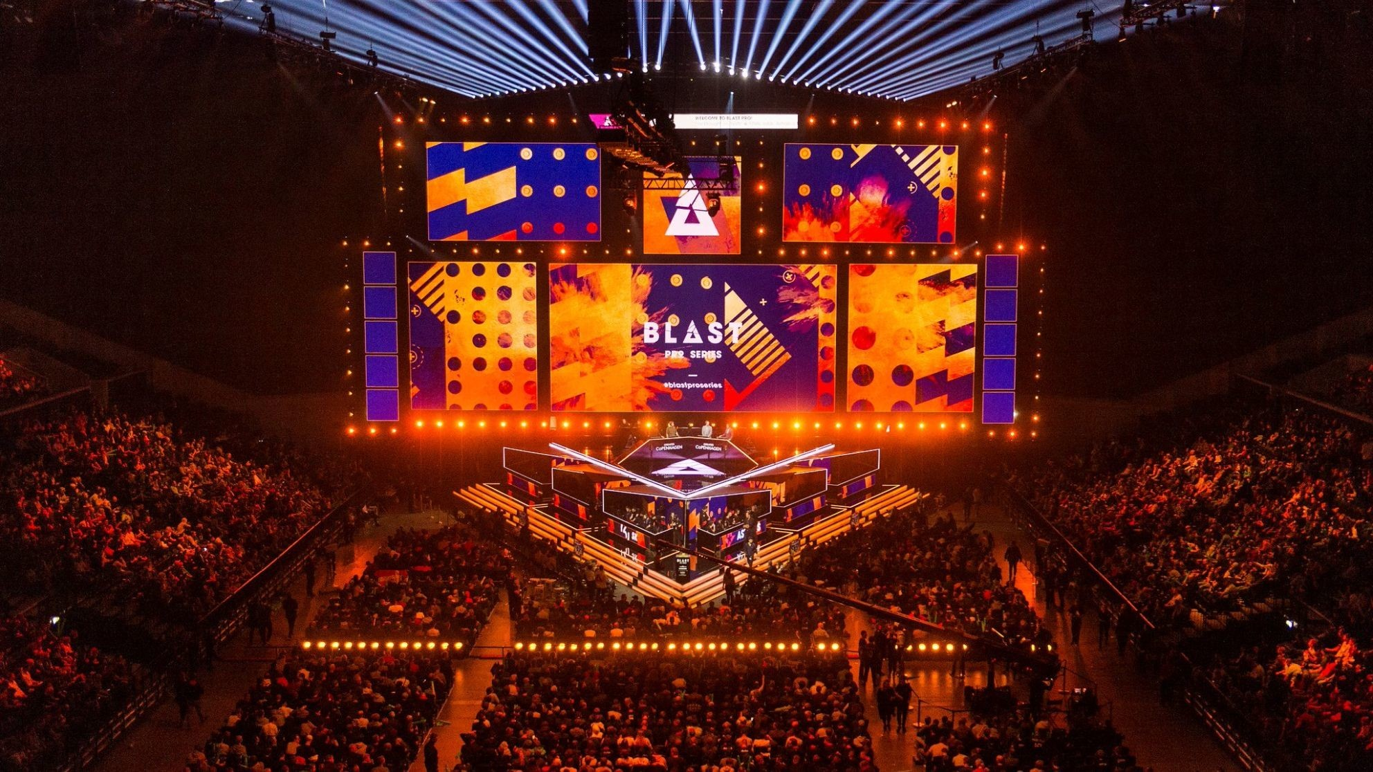 Blast Pro Series has announced next four stops in upcoming months