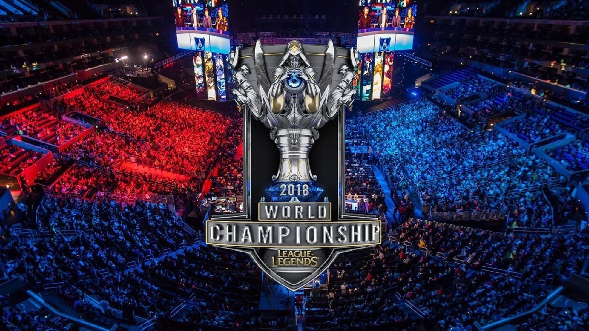 Quarterfinals of the 2018 League of Legends World Championship