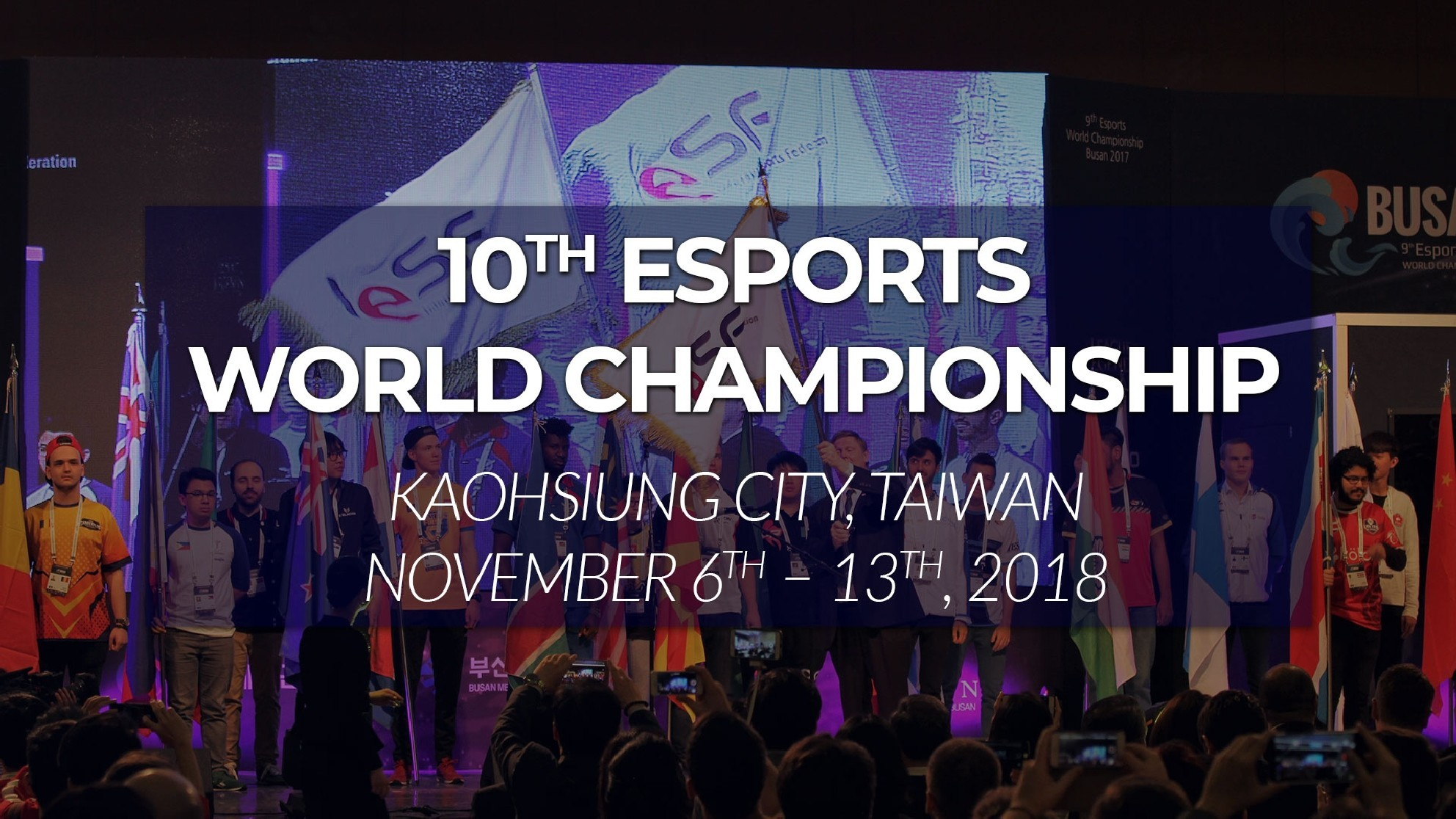 IESF World Championship group stage revealed