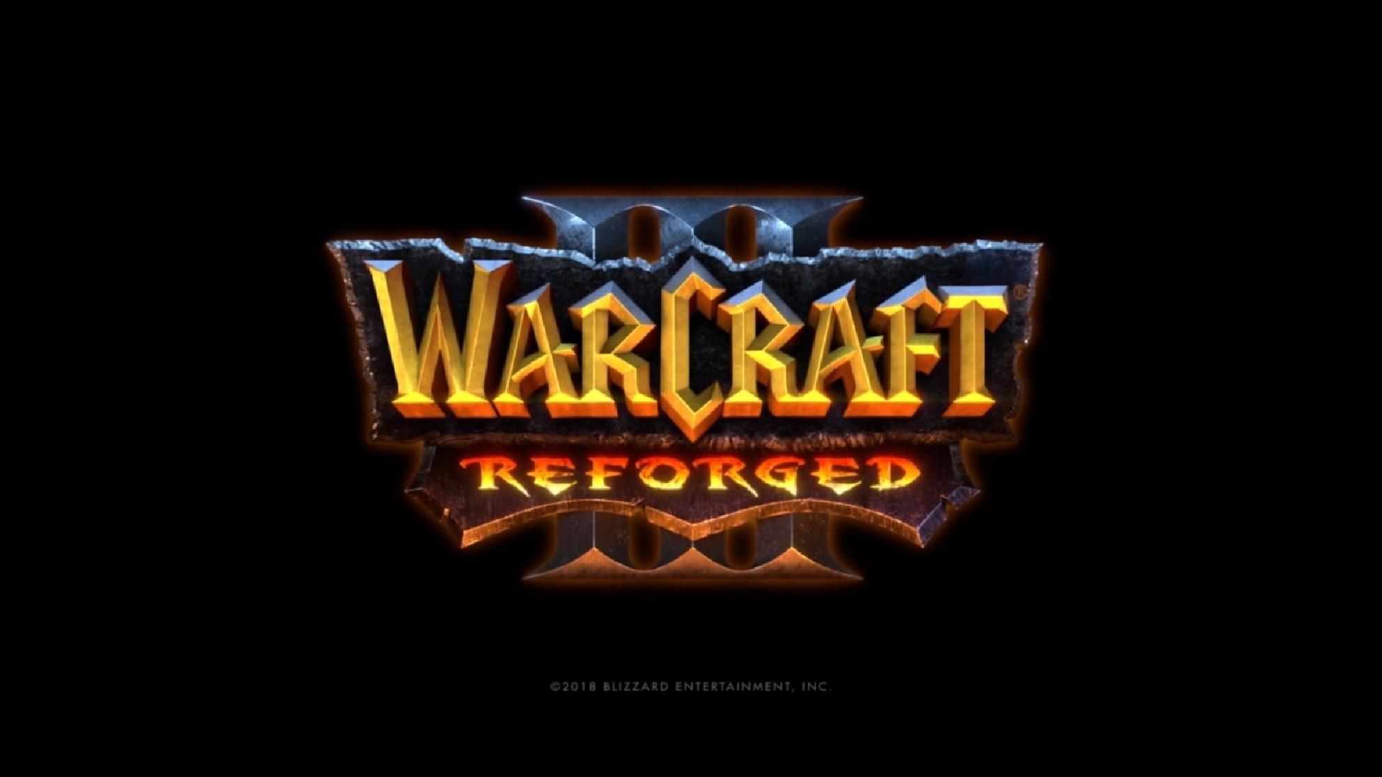 [BlizzCon] WarCraft III: Reforged