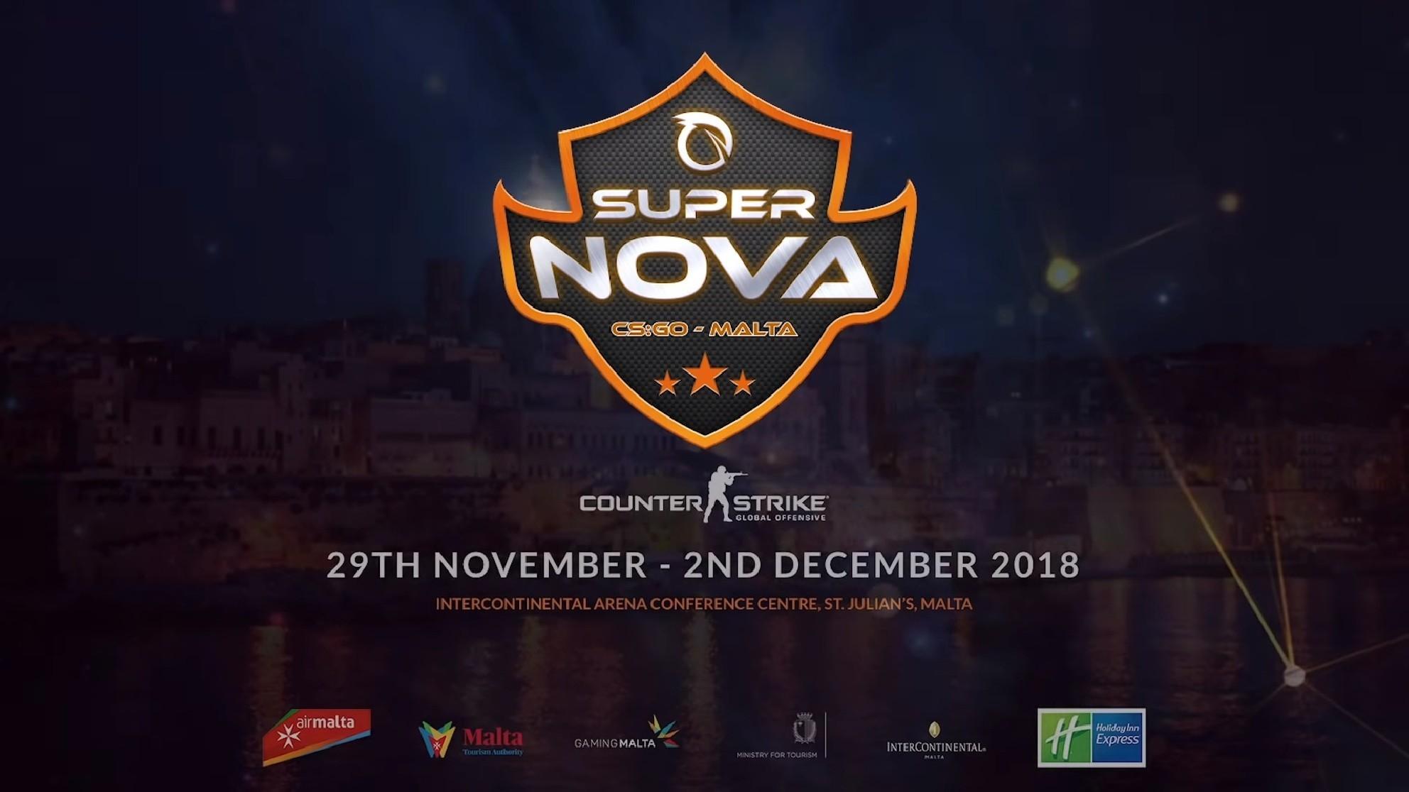 SuperNova CS:GO Malta talent list