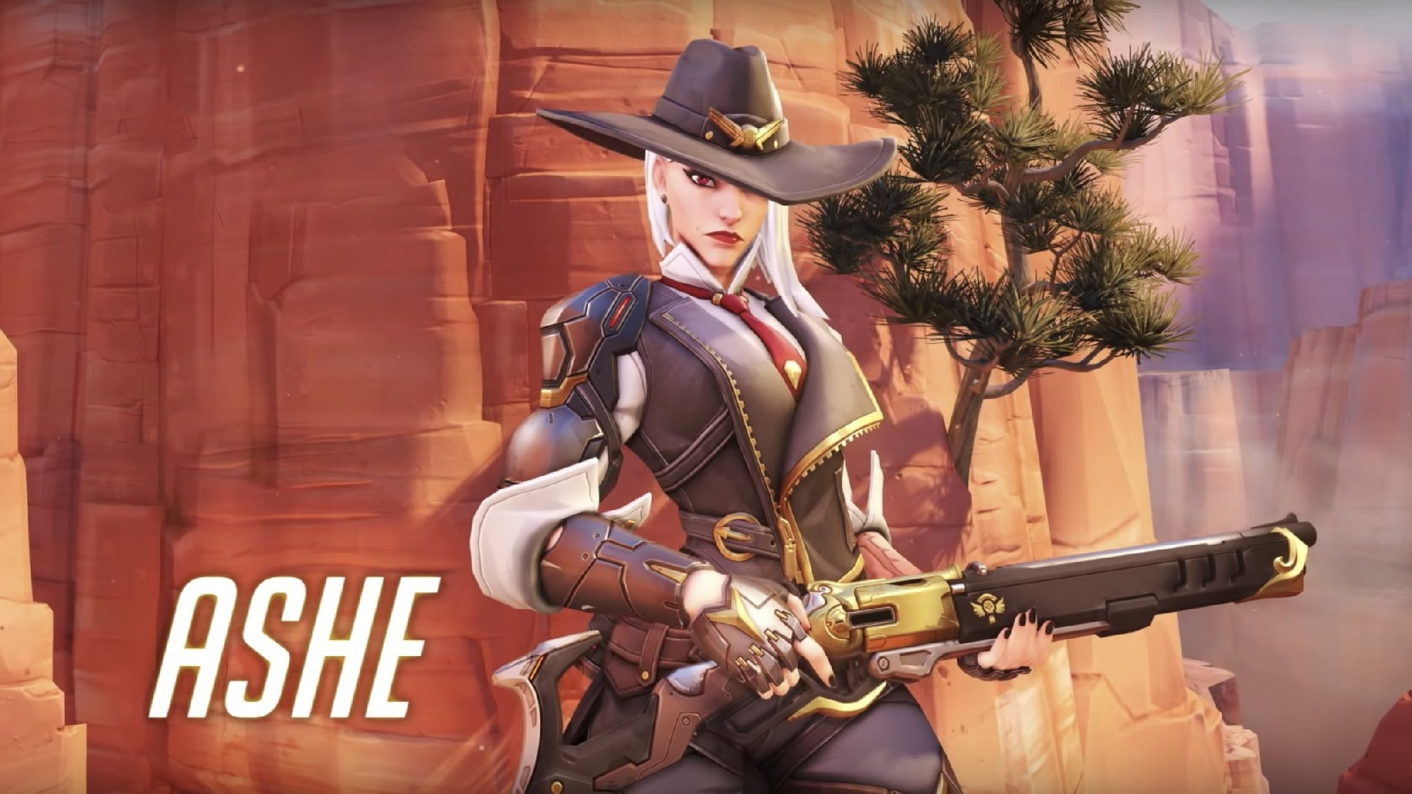 Overwatch's 29th Hero Is a Wild West Outlaw