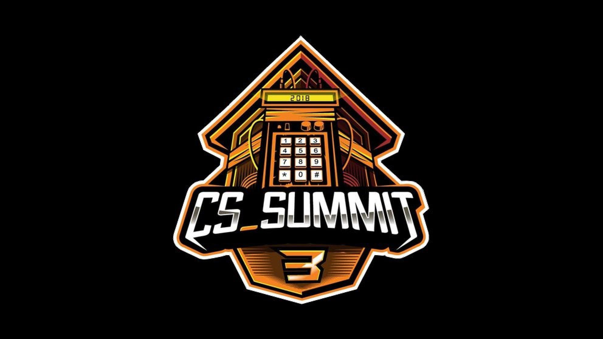 cs_summit 3 - Day 1 Recap