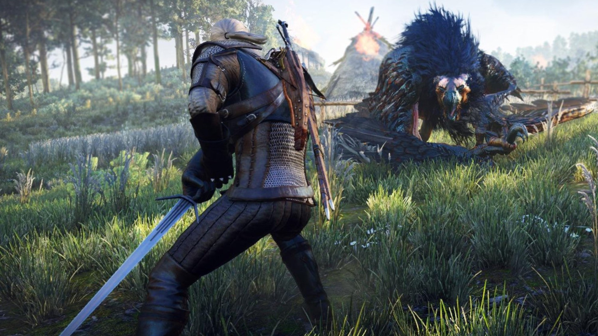 GoG sale: Get The Witcher 3: Wild Hunt GOY edition for less than $10