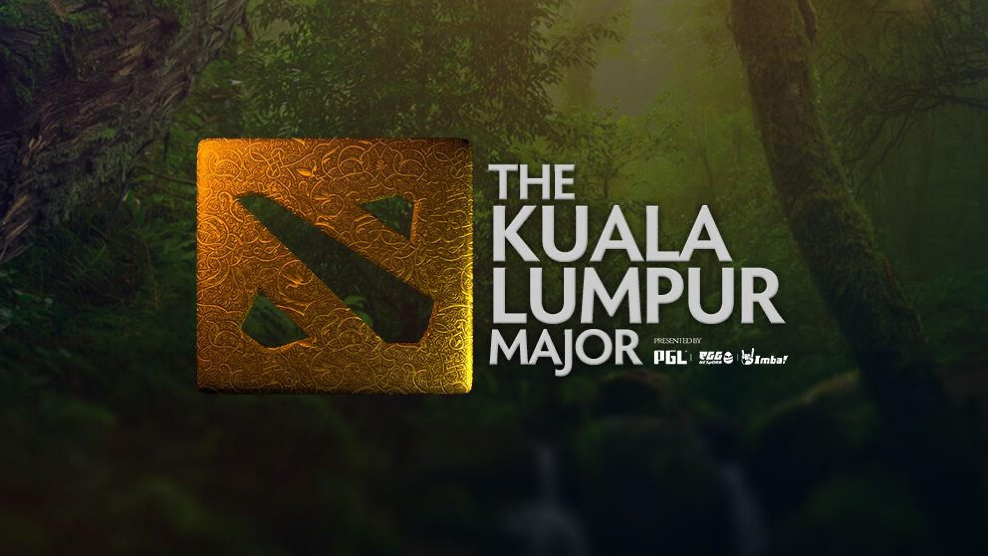 The Kuala Lumpur Major groups announced