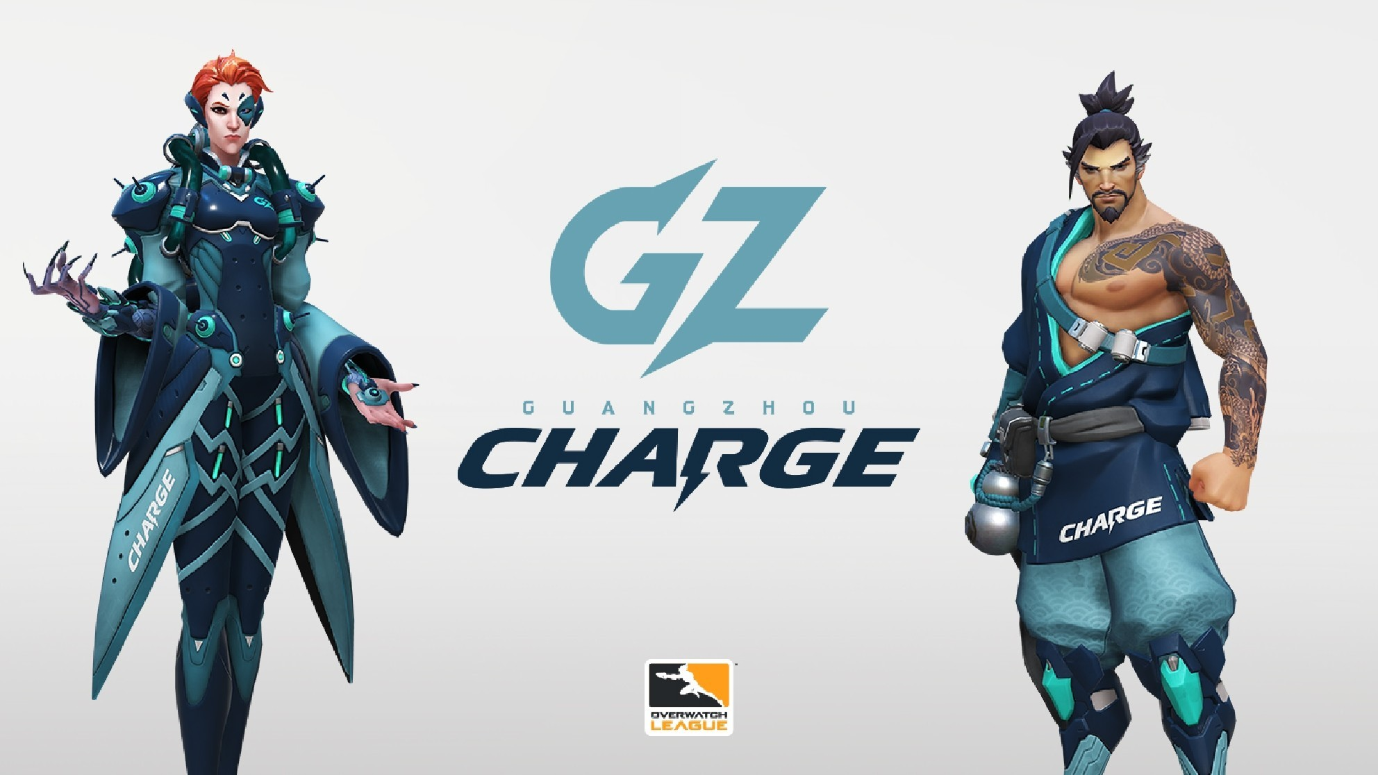 Guangzhou Charge Join the Overwatch League