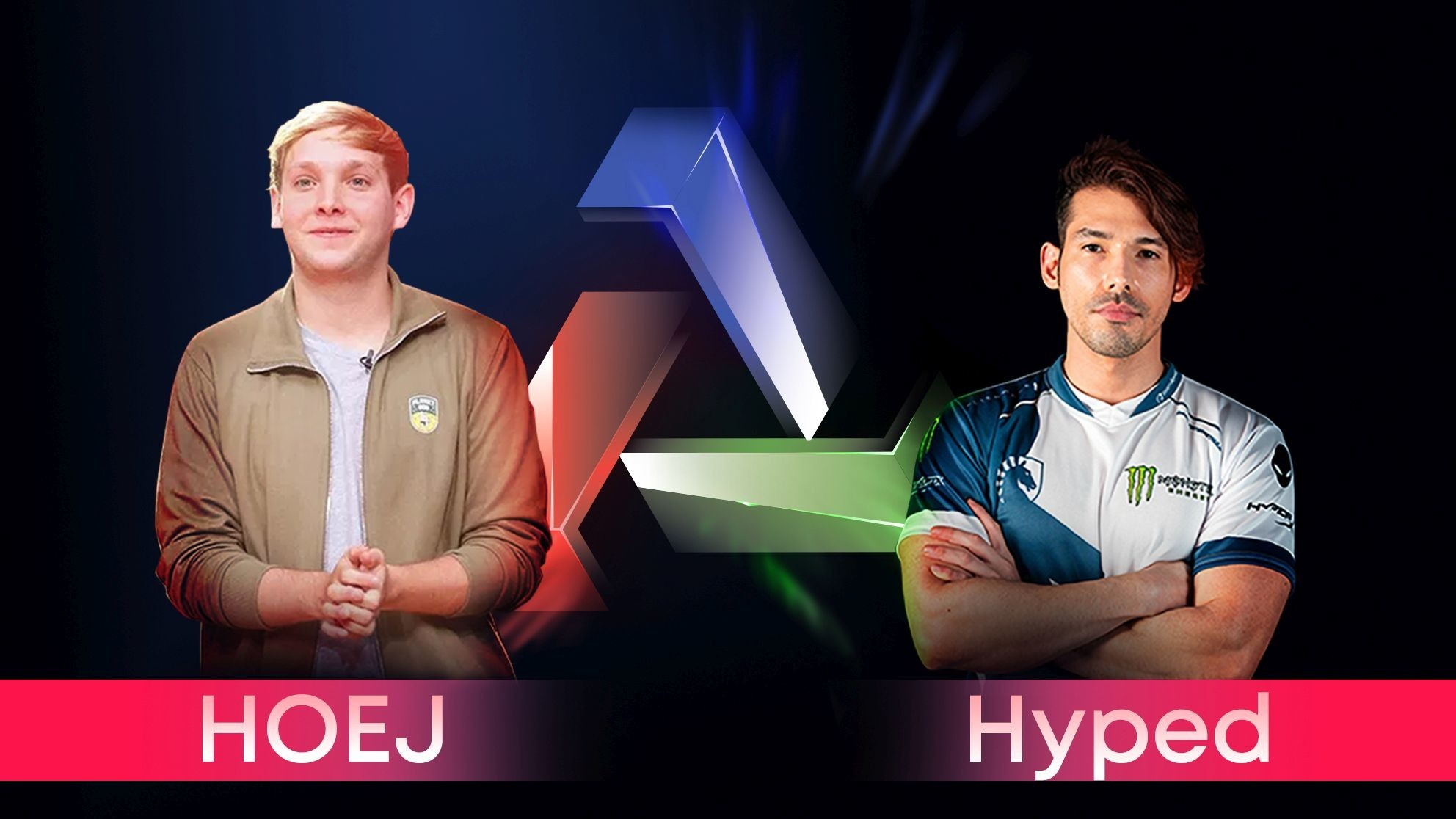 Hyped and Hoej discuss the finals at WePlay! Artifact MT:S