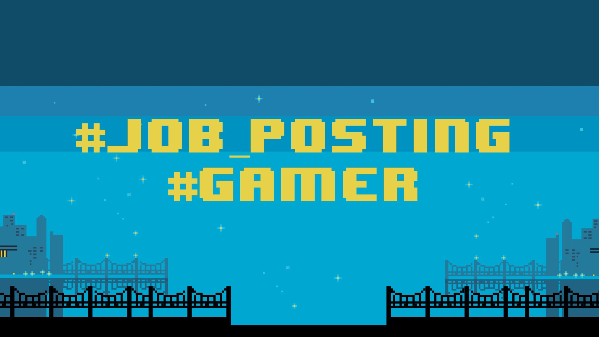 The Second Stage! #Gamer #Vacancy