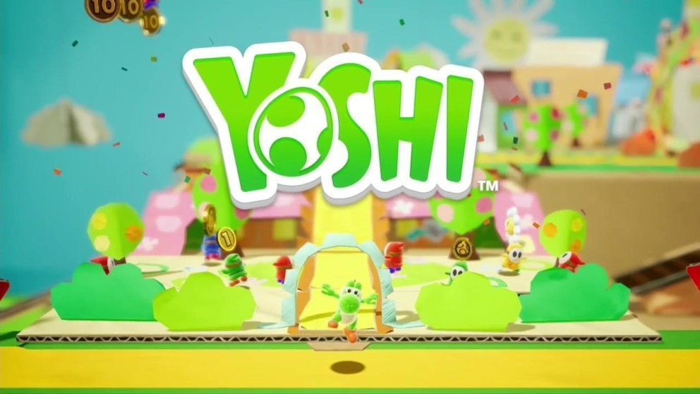 Enjoy the Yoshi's Crafted World story trailer