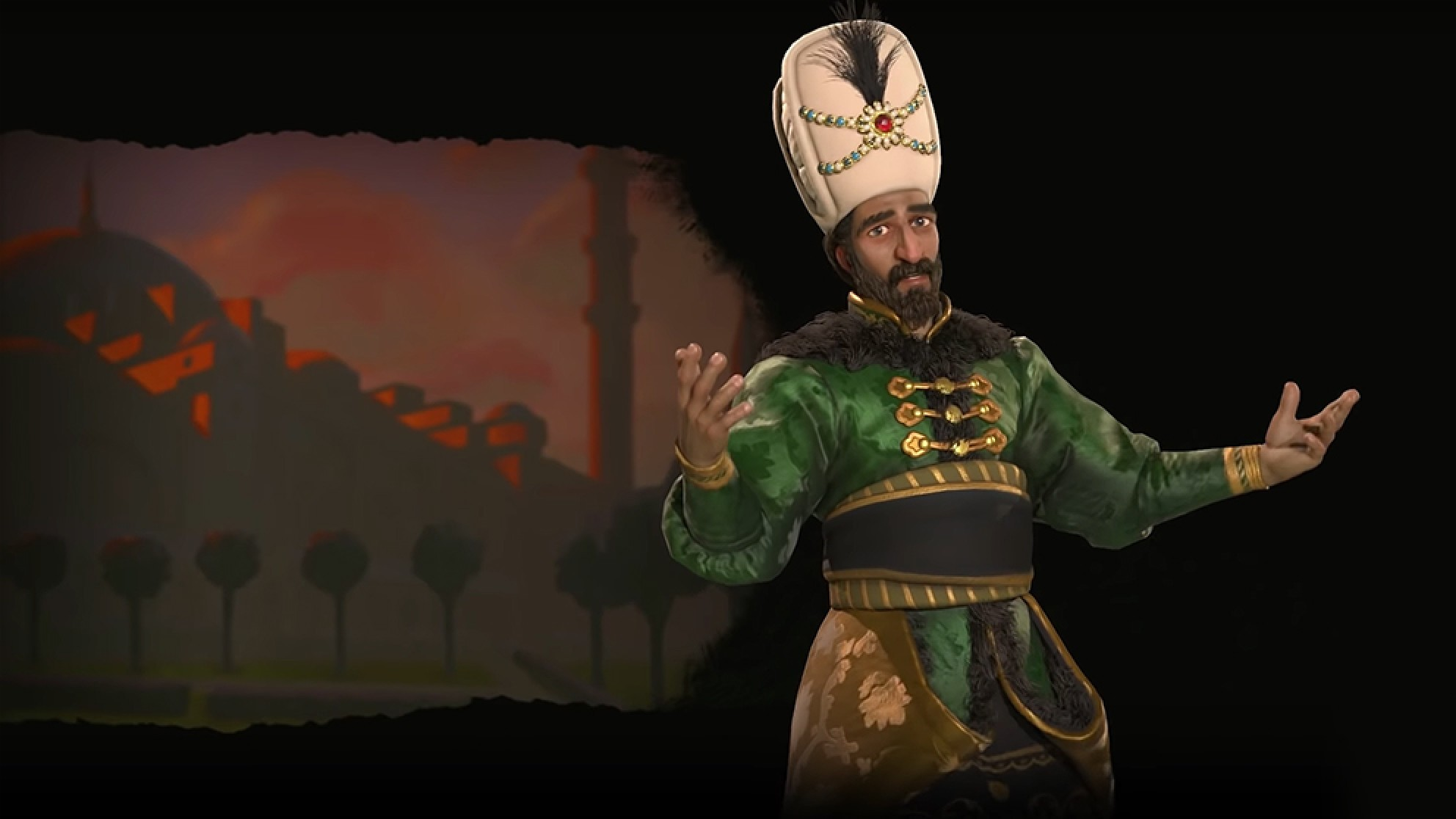 Civ 6 Ottoman