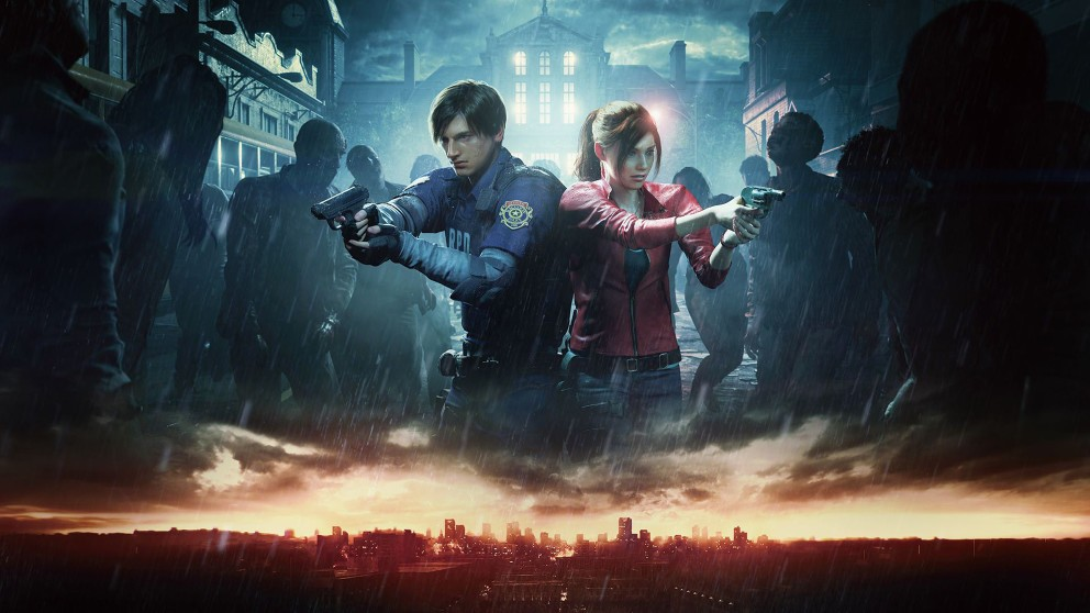 Новый трейлер Resident Evil 2