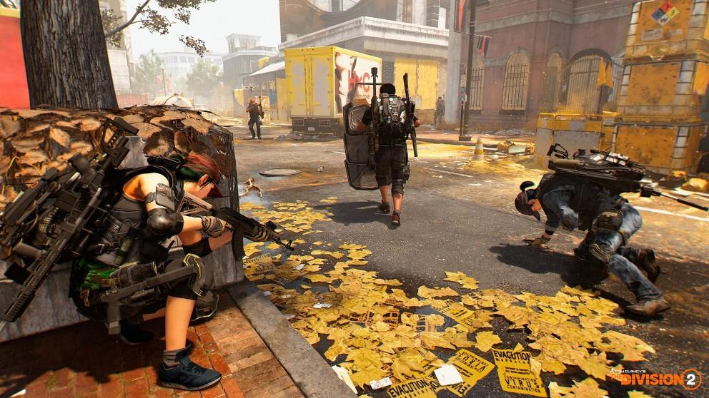 "Ubisoft: «Division 2 выглядит ""максимально свежей"" на XBOX One X»"