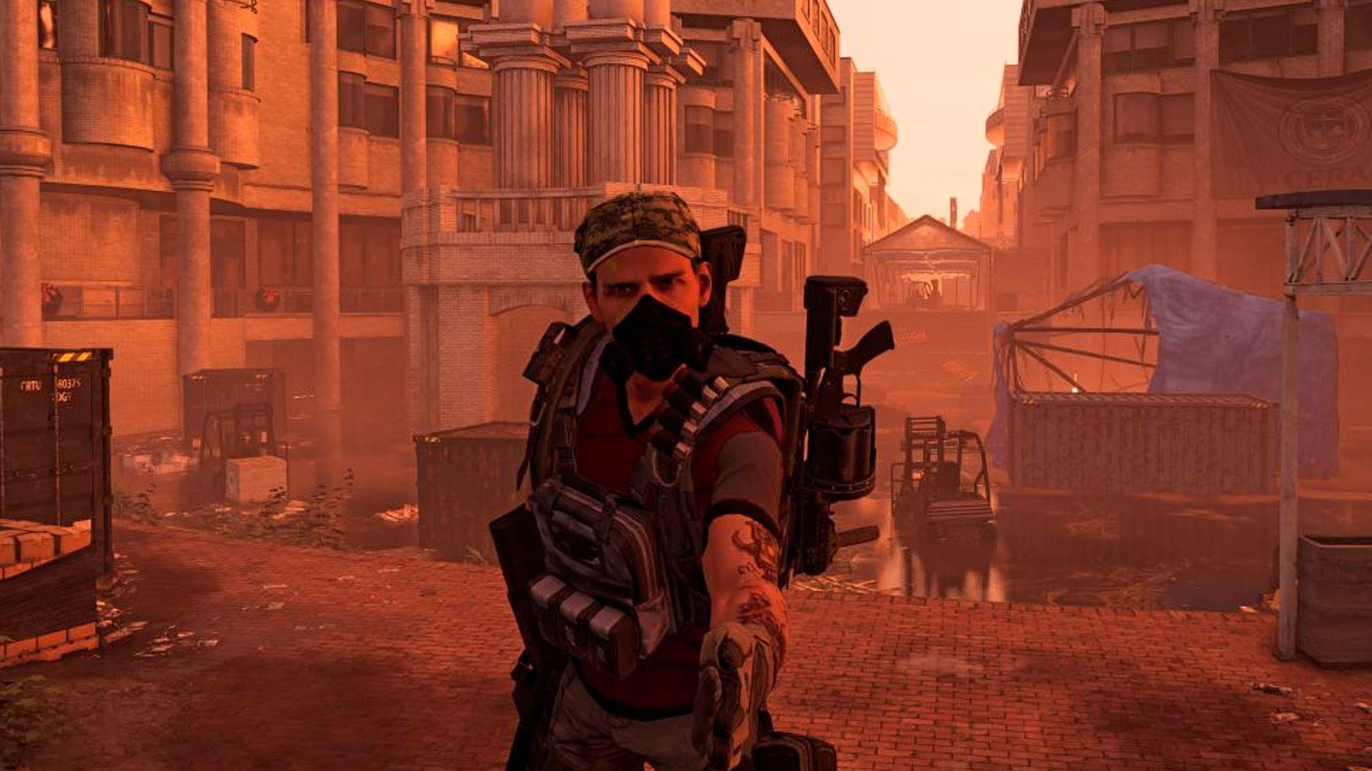 The Division 2: гайд по Темной зоне