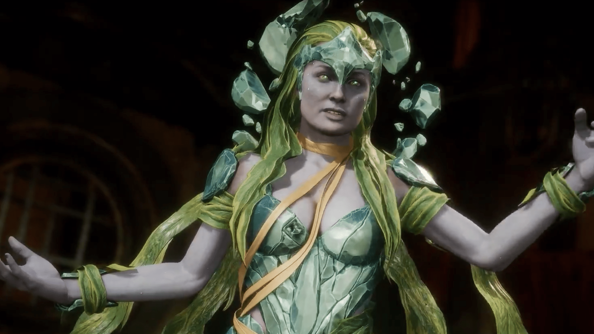 ᐈ Cetrion Is The Brand New Mortal Kombat 11 Character Weplay